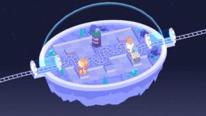 Jogo Cosmic Express
