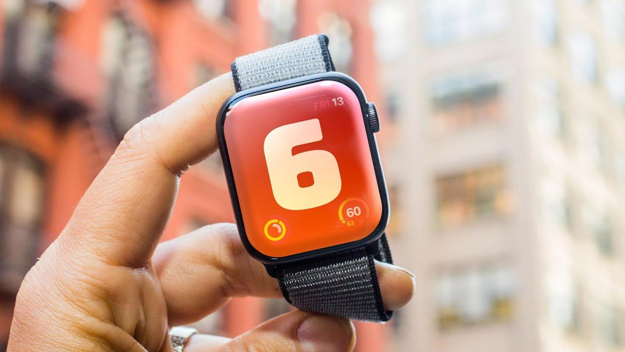 """Apple Watch Series 6"""