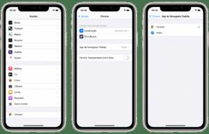 Chrome como padrão no iOS 14