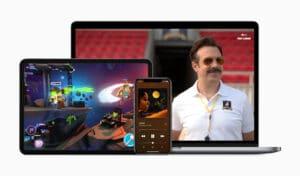 Serviços da Apple no Mac, iPad e iPhone