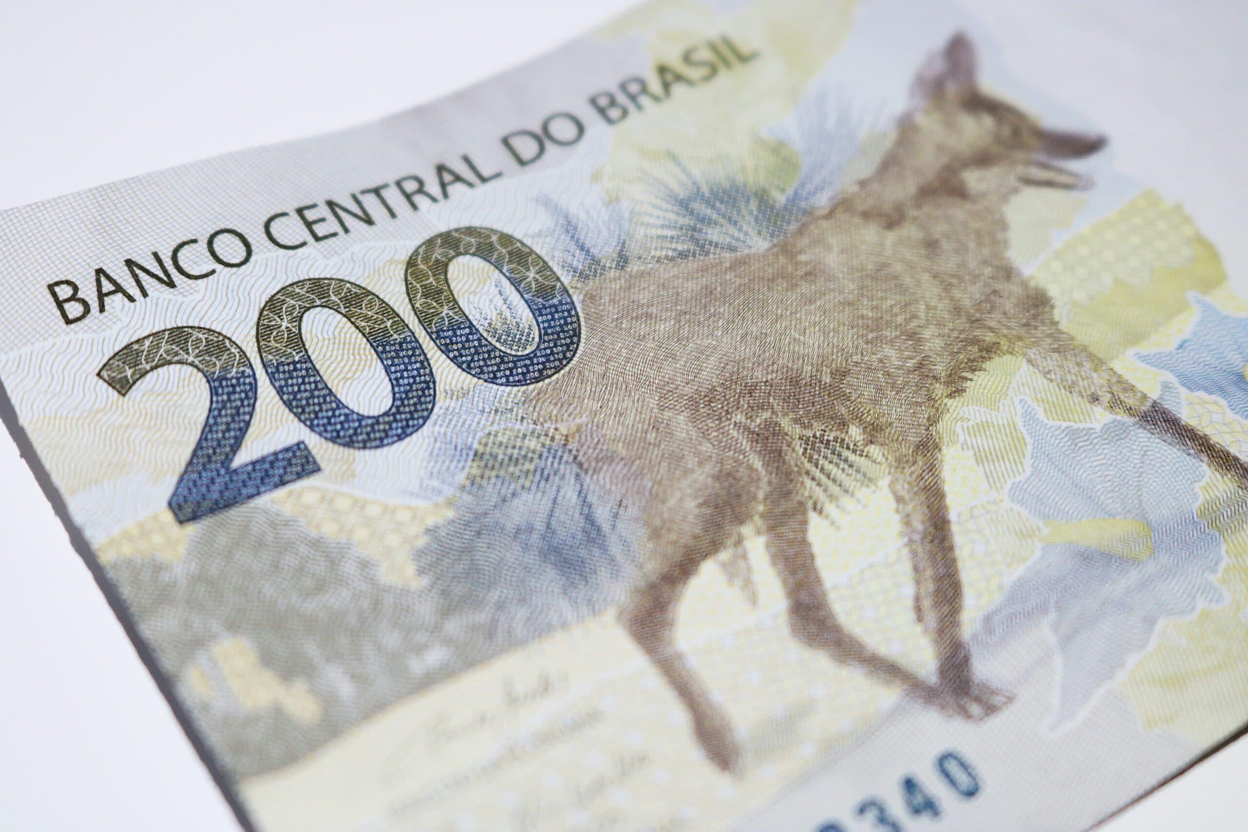 Nota de R$200