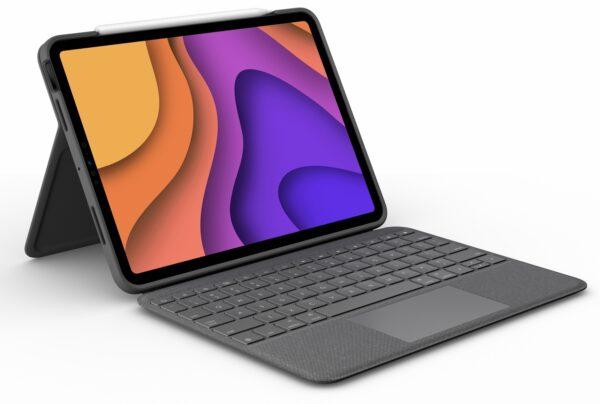 Logitech Folio Touch para iPad Air