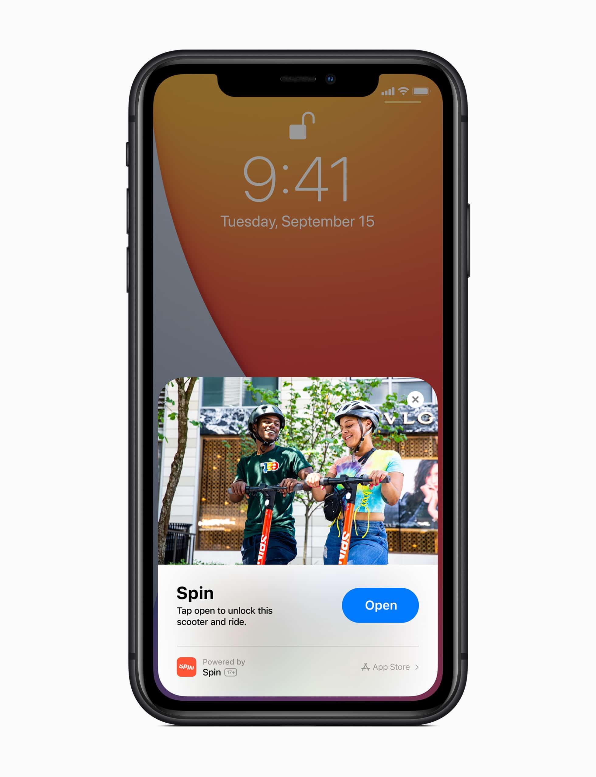 Novidades do iOS 14