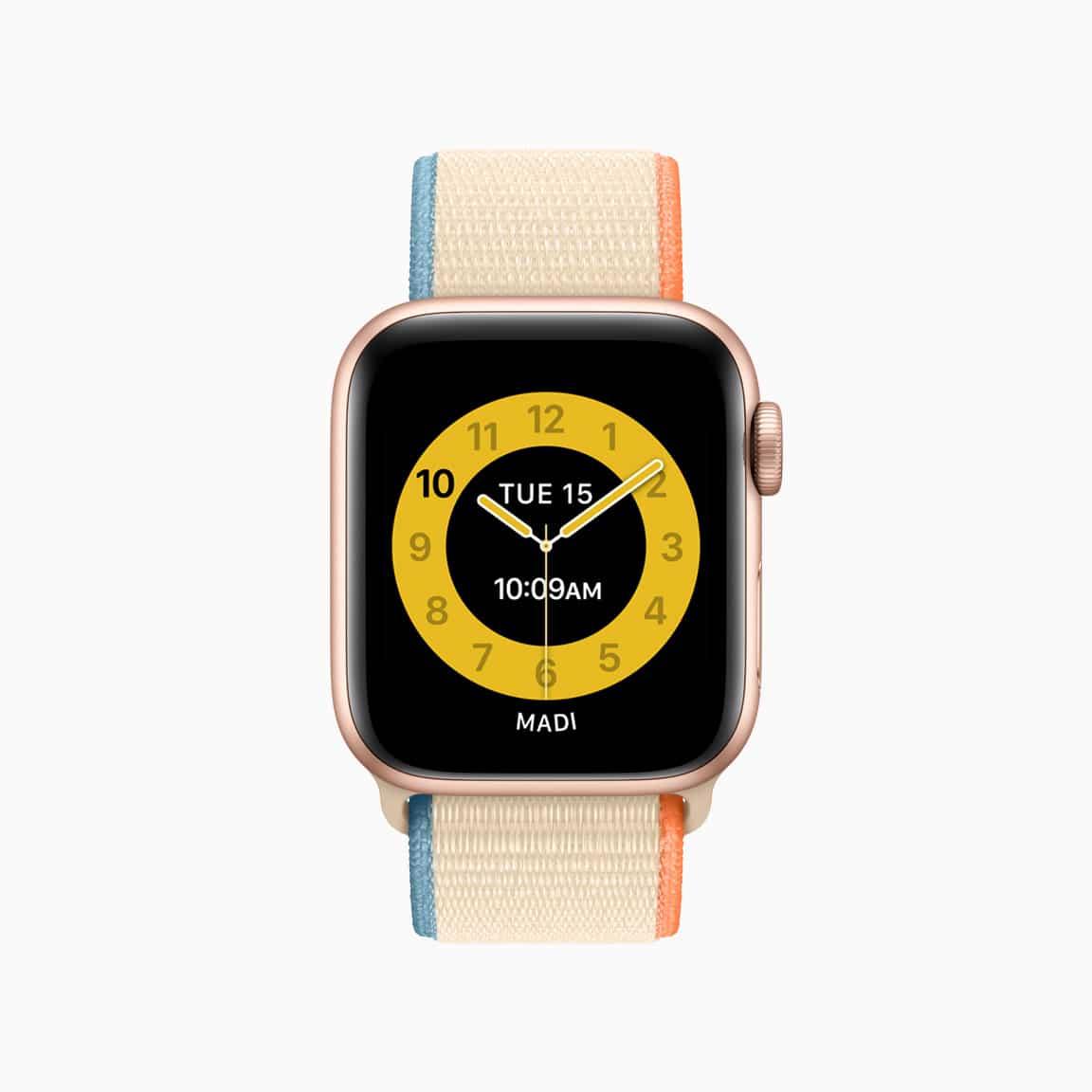 Schooltime (Horário Escolar) no Apple Watch