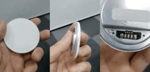 Suposto carregador magnético da Apple