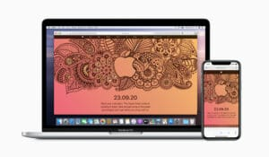 Apple Store online na Índia