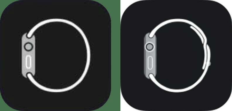 Ícone do app Watch