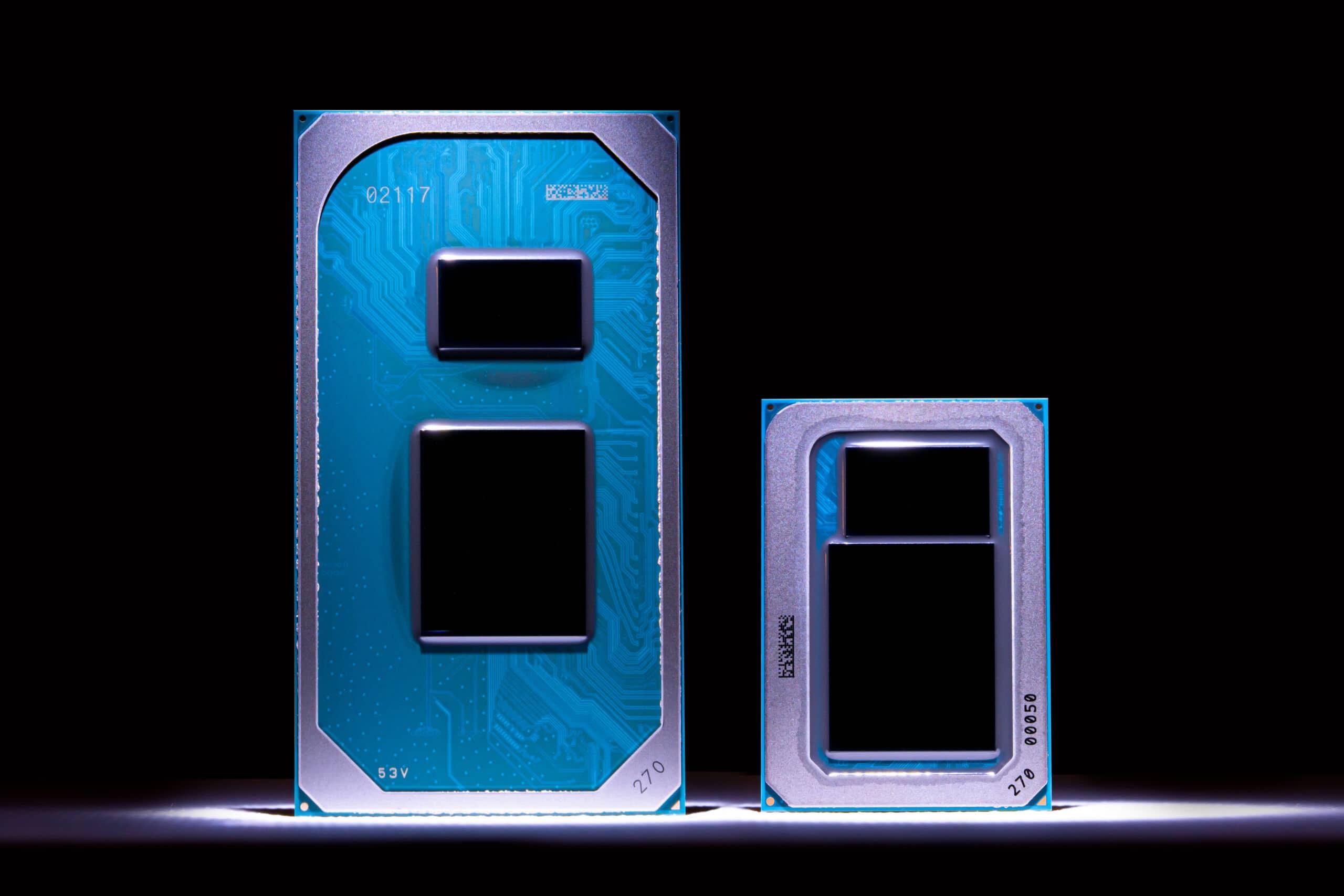 Novos processadores Intel Tiger Lake de 11ª geração