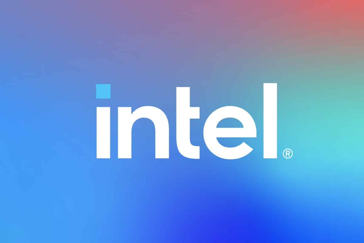 Nova identidade visual da Intel