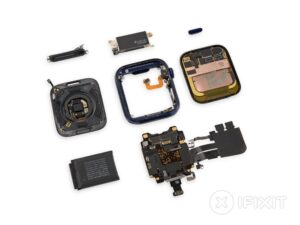 Desmonte do Apple Watch Series 6 (iFixit)
