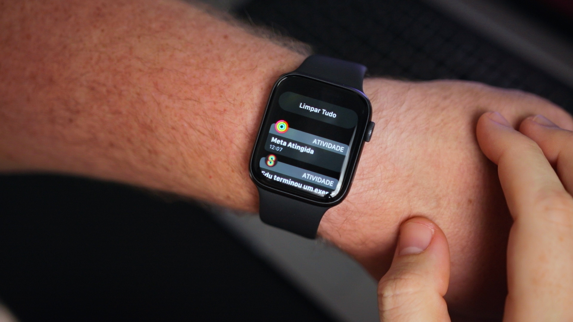 Vídeo: a Apple matou o Force Touch no watchOS 7