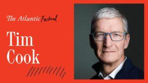 Entrevista de Tim Cook para a Atlantic Festival