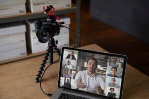 Câmera Nikon como webcam