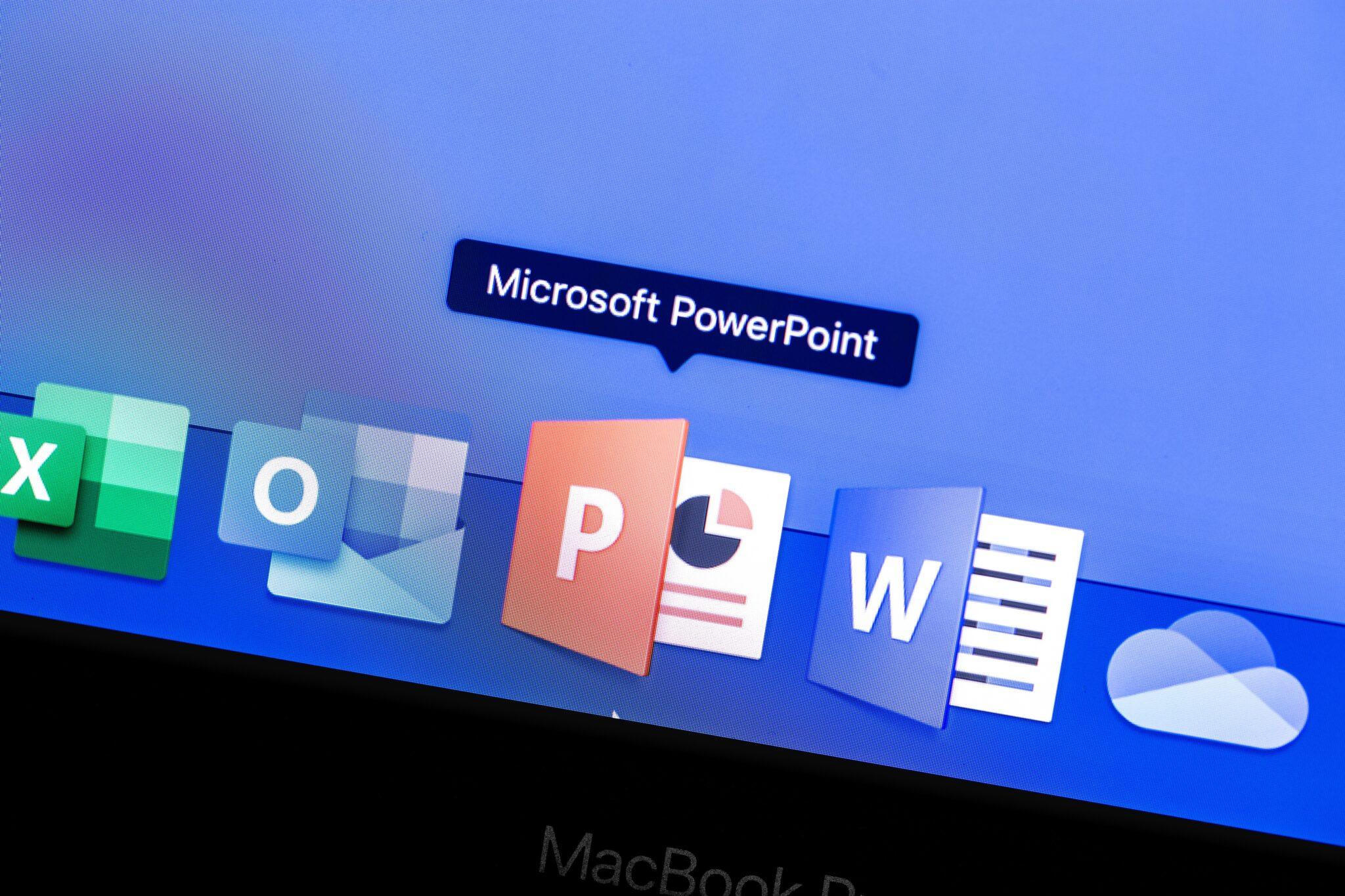 Apps de produtividade da Microsoft