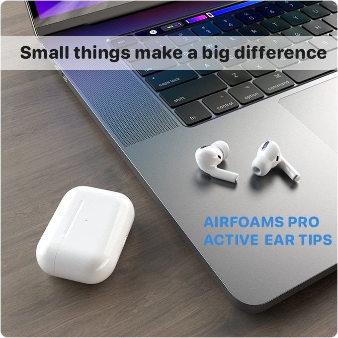 AirFoams Pro Active