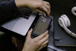 SSD externo WD ArmorLock