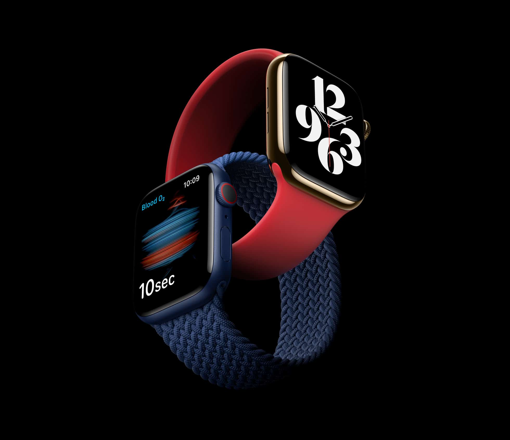 Apple Watch Series 6 hero