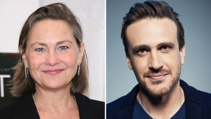Jason Segel e Cherry Jones