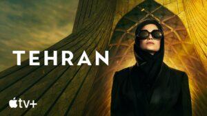 """Apple TV+ divulga primeiro trailer do thriller de espionagem """"Tehran"""""""