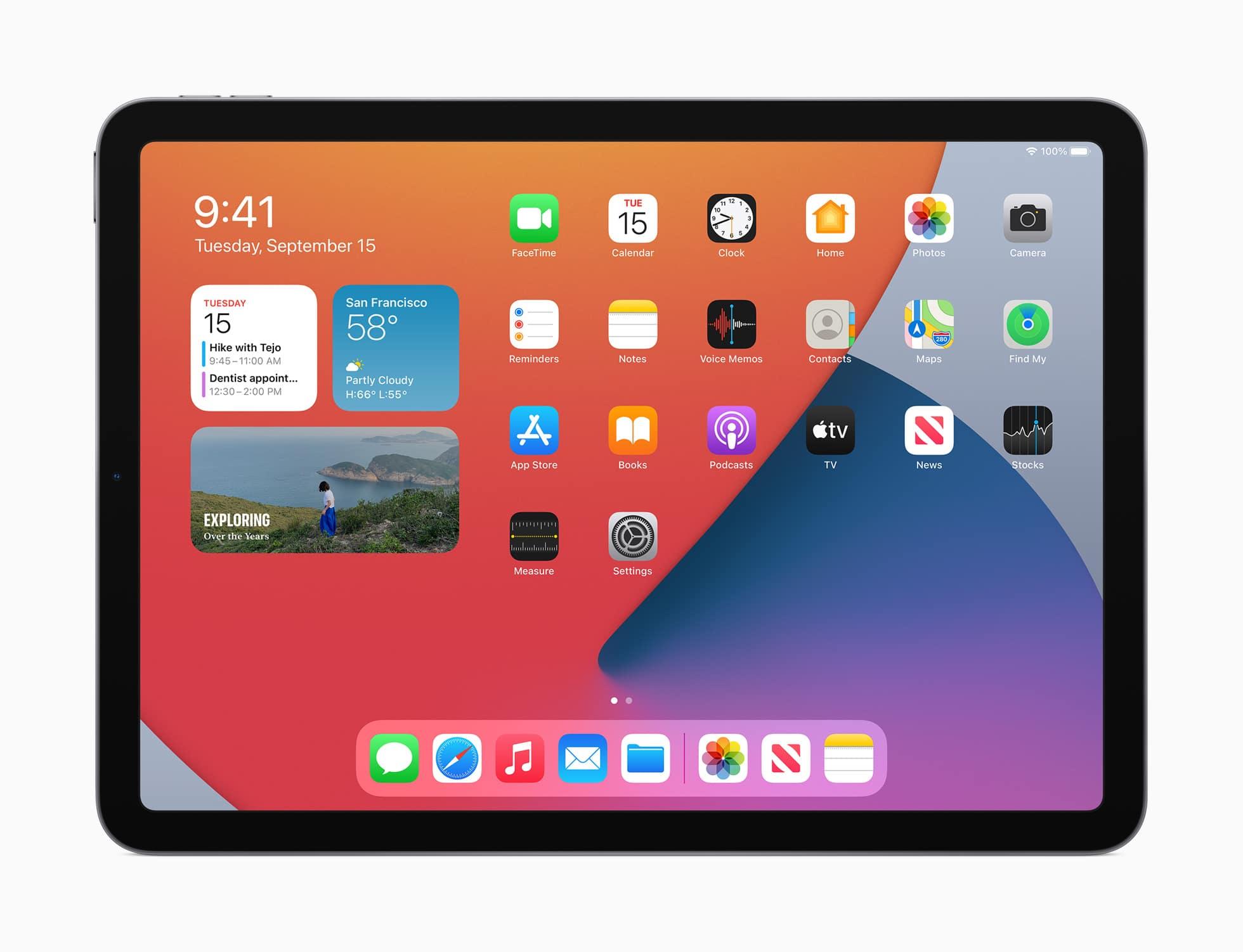 O ipad fica cada vez mais tecnológico e próximo dos computadores de mesa - ainda mais agora que compartilha a biblioteca com o macbook.