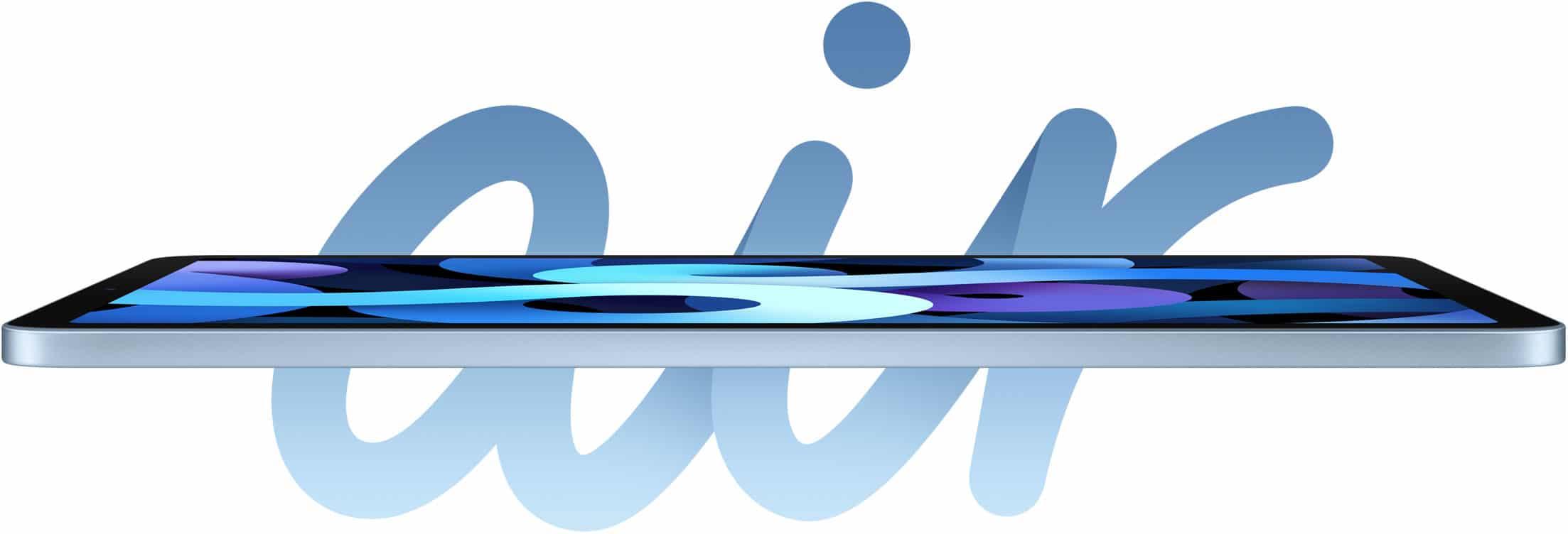 iPad Air de quarta geração - imagem hero