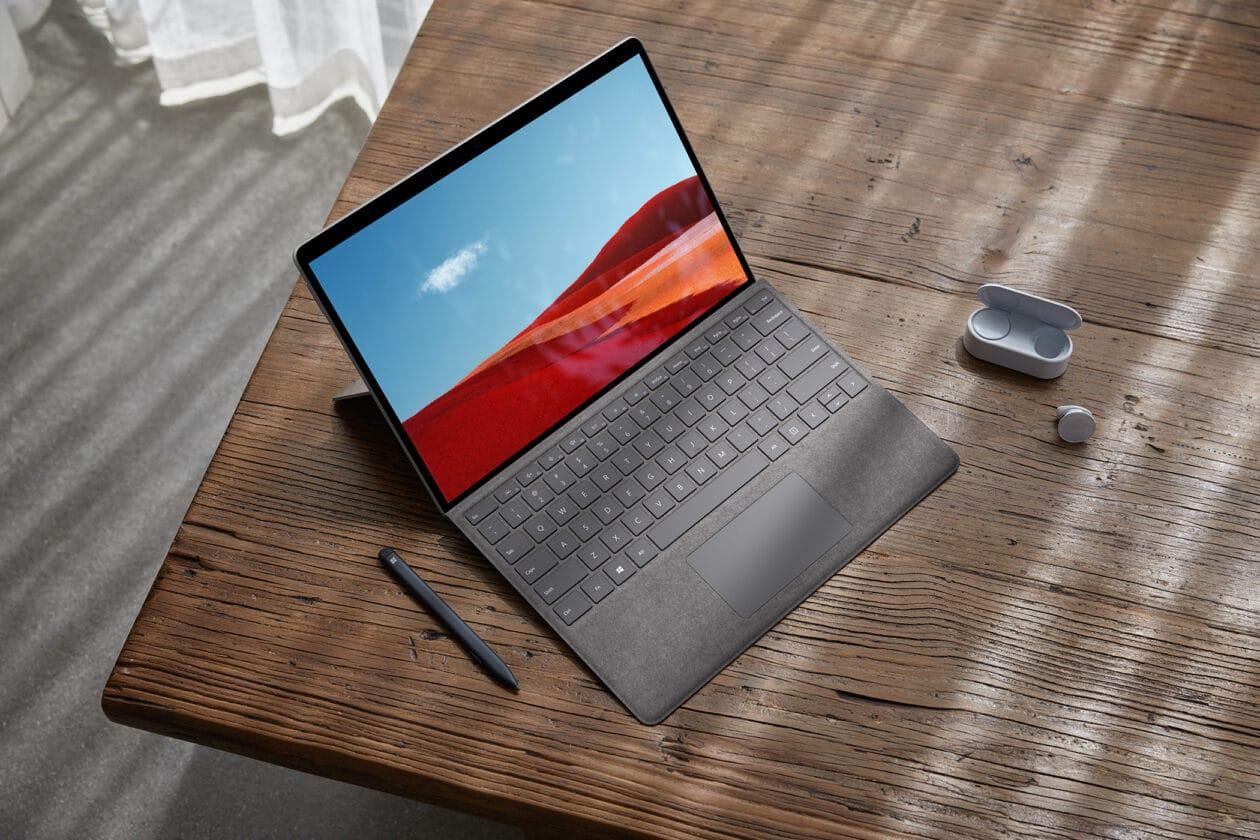 Microsoft Atualiza Surface Pro X E Lanca Surface Laptop Go Alem De Novos Acessorios Macmagazine Com Br