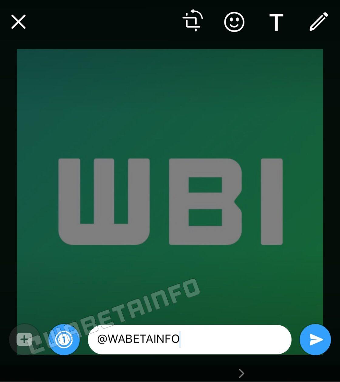 Novidades do WhatsApp beta para iOS