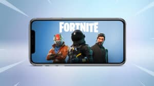 Fortnite no iPhone