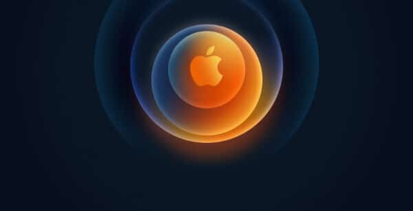 """Banner oficial do evento especial dos """"iPhones 12"""""""