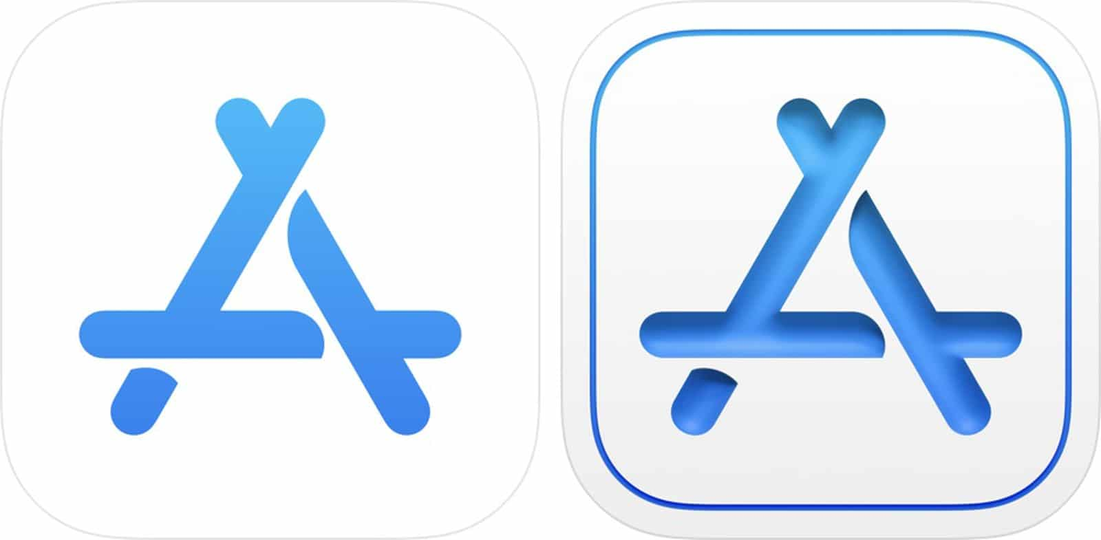 Ícones do App Store Connect