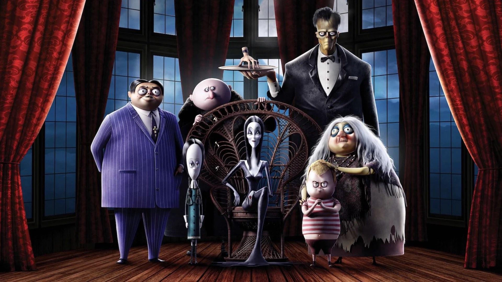 Filme - A Família Addams