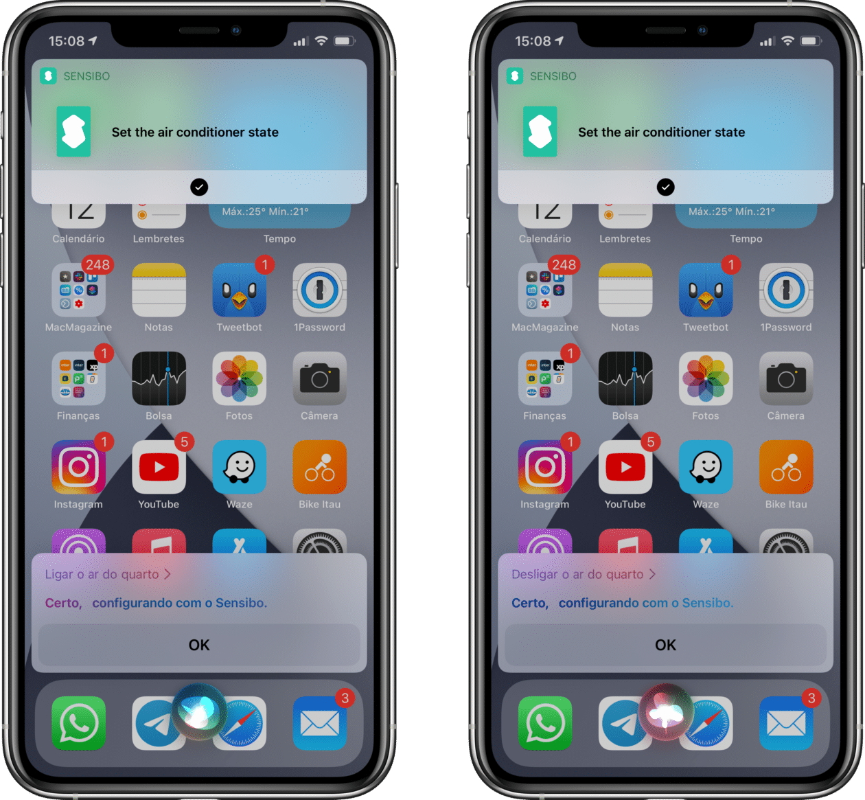 App Sensibo