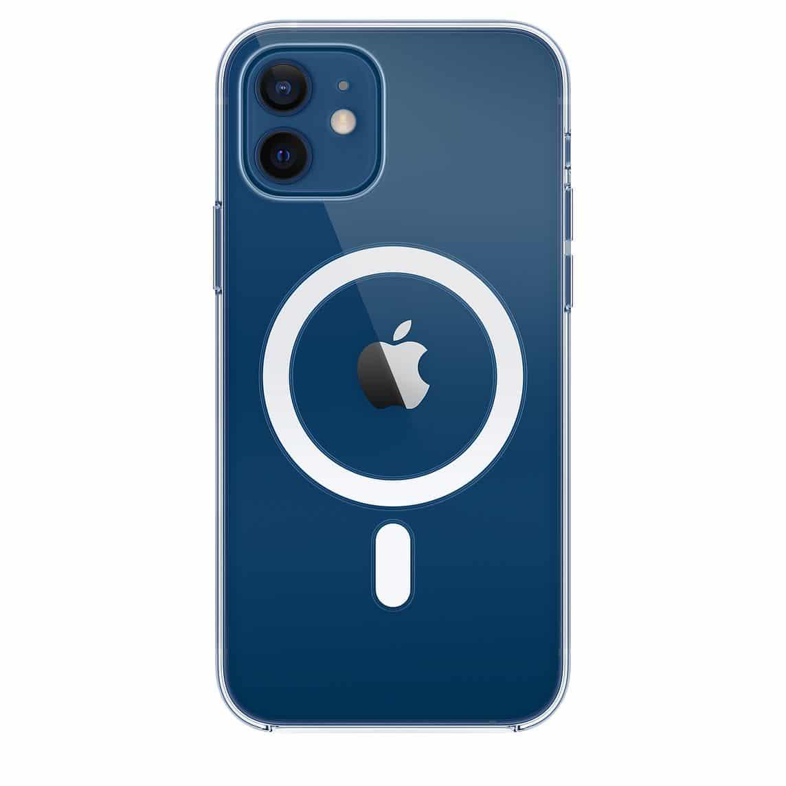 Case Transparente com MagSafe para iPhone 12