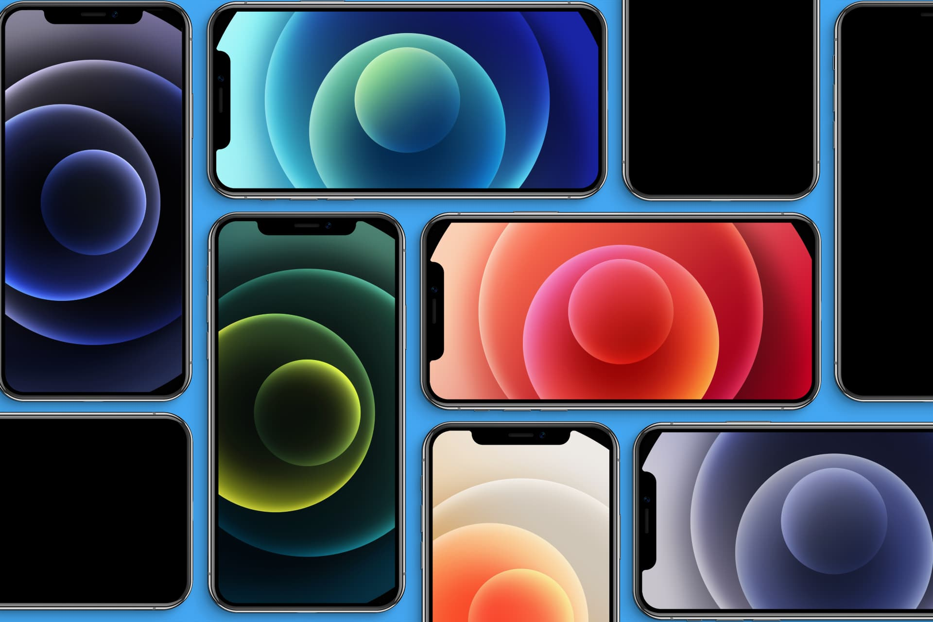 Wallpapers do iPhone 12