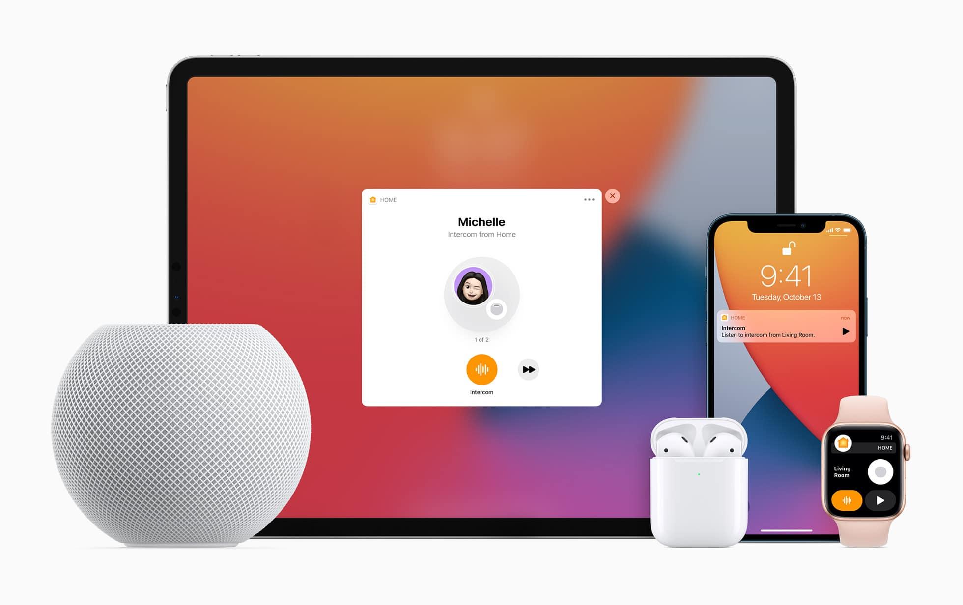 Apple Intercom