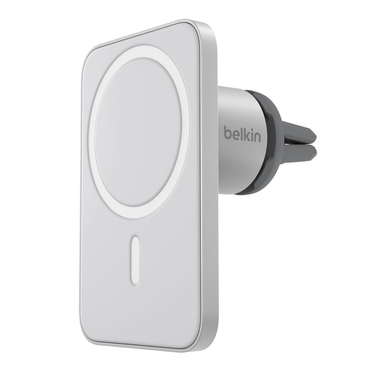 Novos acessórios MagSafe da Belkin