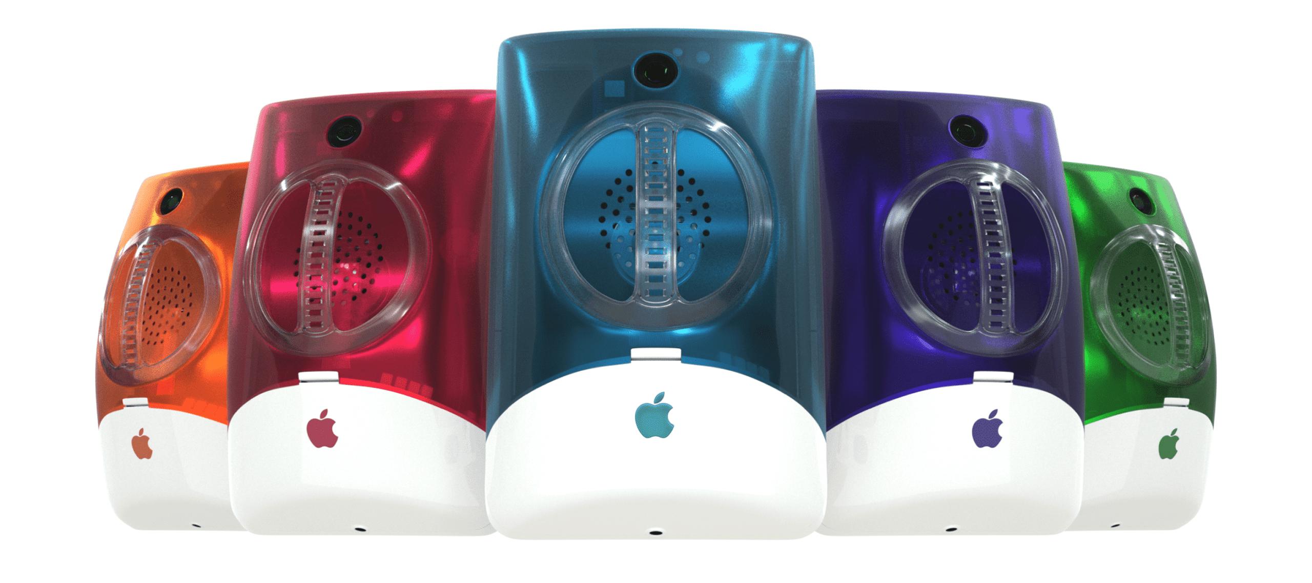Conceito: iPhone 2000