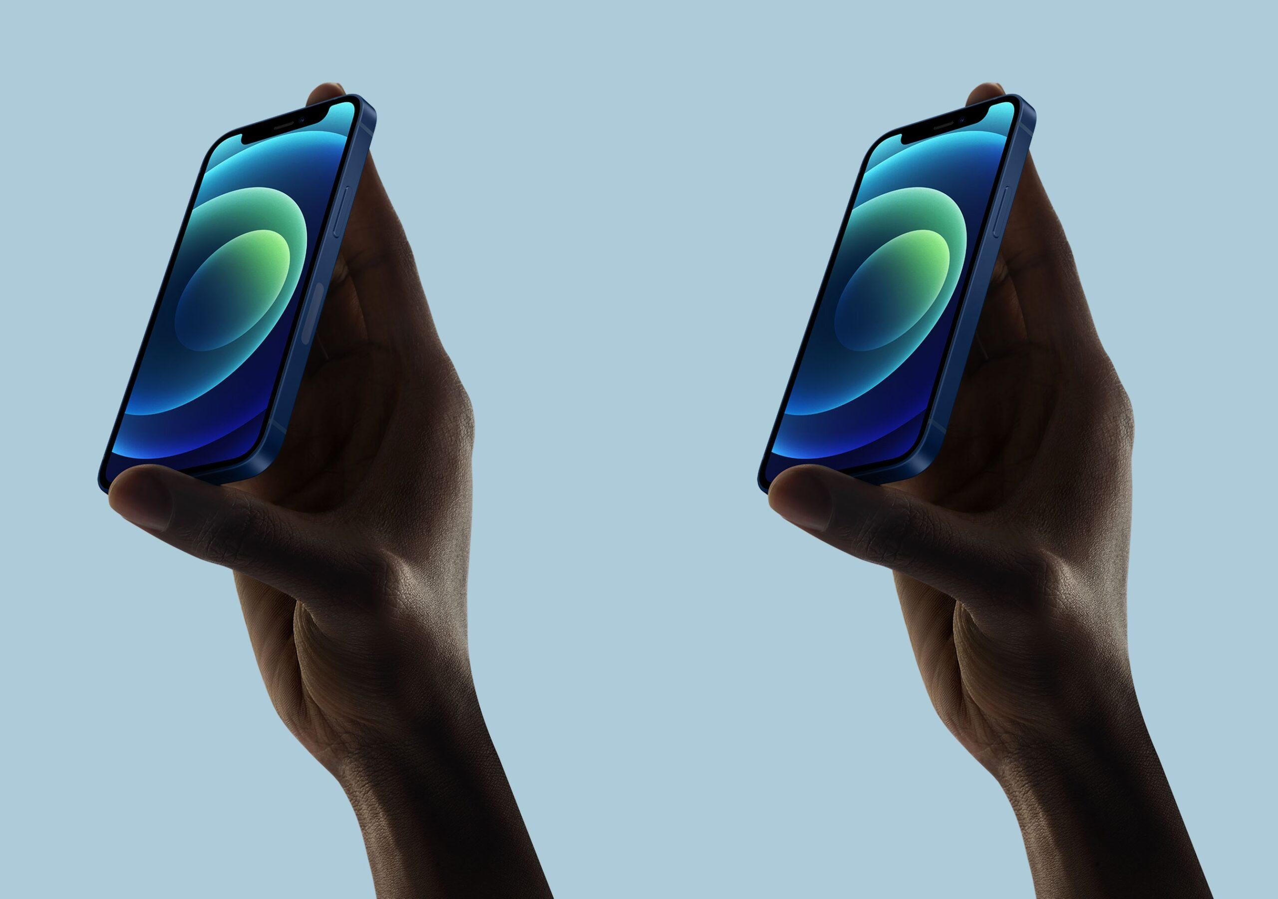 iPhone 12 americano vs. brasileiro (marca do 5G mmWave)