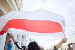 Bandeira da Bielorrússia