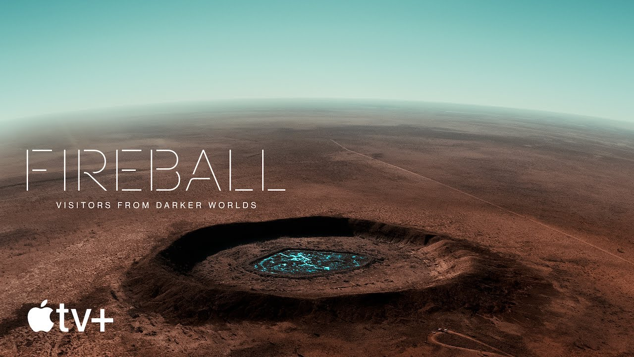 """Fireball: Visitors from Darker Worlds"", documentário do Apple TV+ codirigido por Werner Herzog"