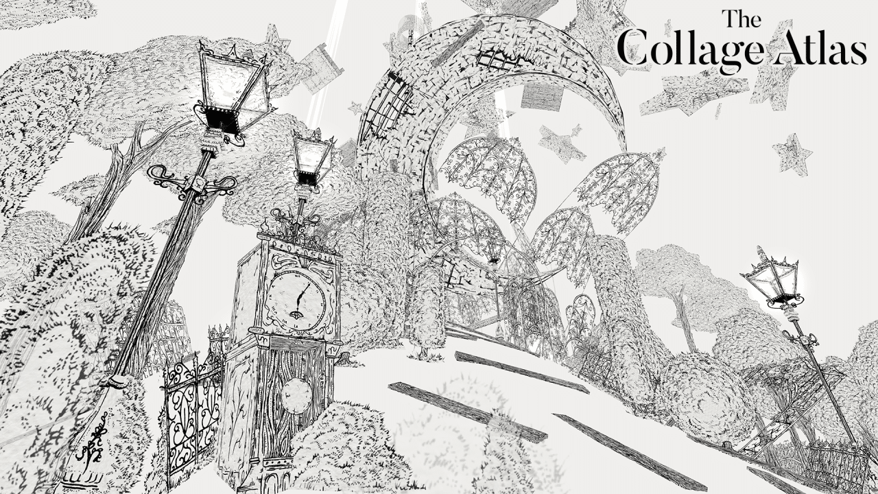 Jogo The Collage Atlas
