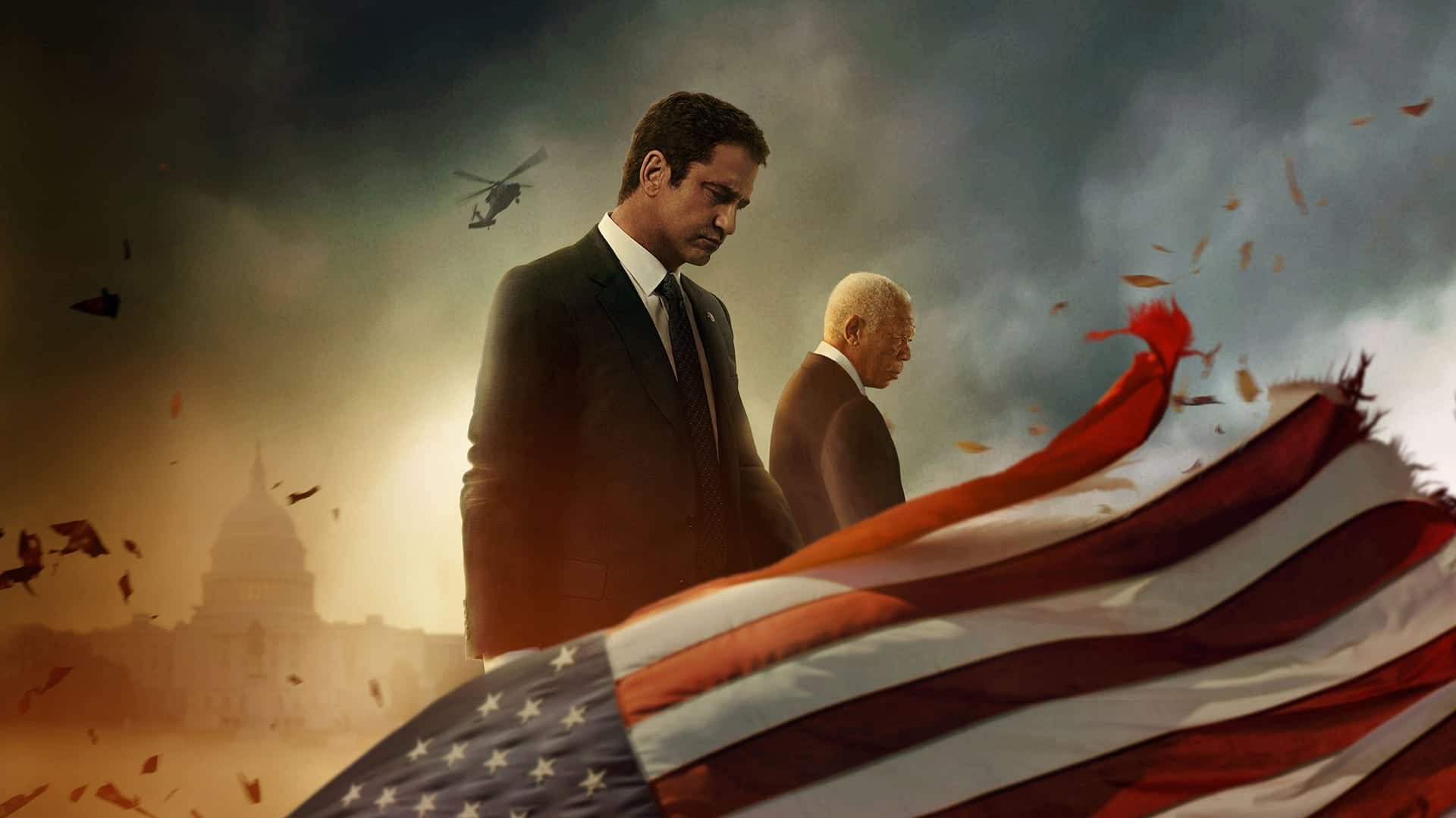Filme - Invasão ao Serviço Secreto