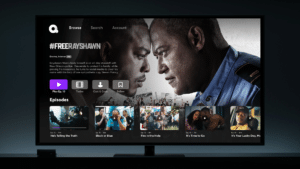 Quibi na Apple TV