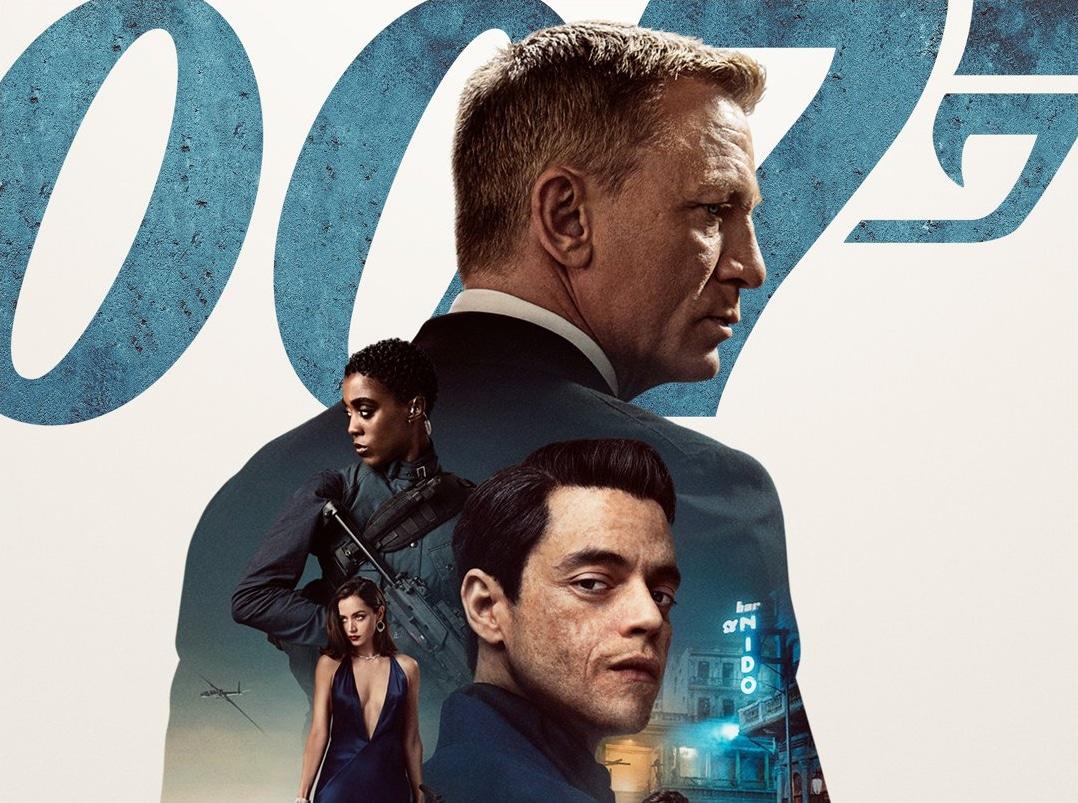 """""""007 - Sem Tempo para Morrer"""""""