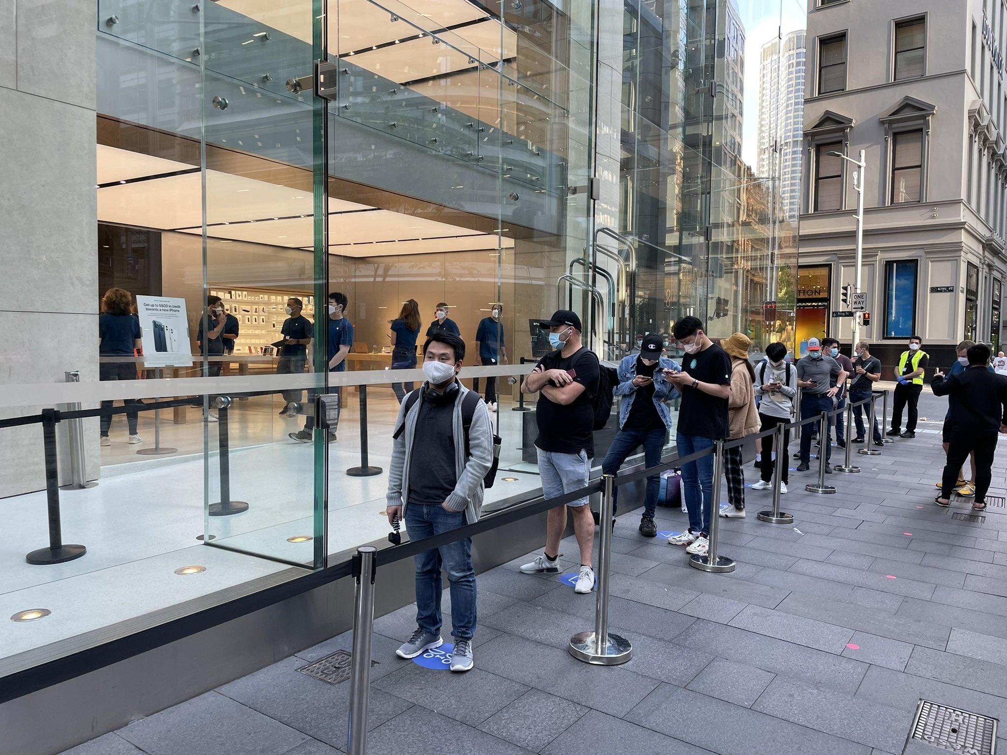 Fila para o iPhone 12