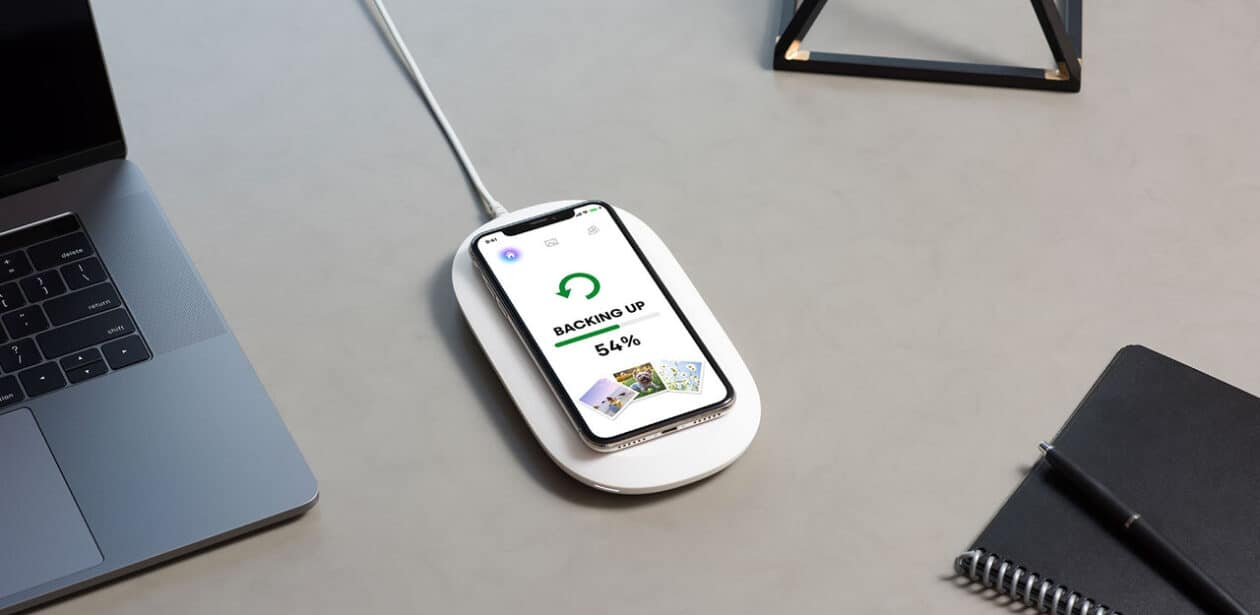 Ixpand Wireless Charger Sync