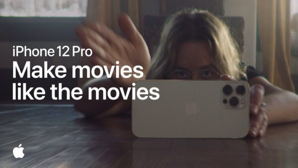 Comercial do iPhone 12 Pro