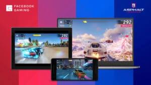 Jogos na nuvem no Facebook Gaming