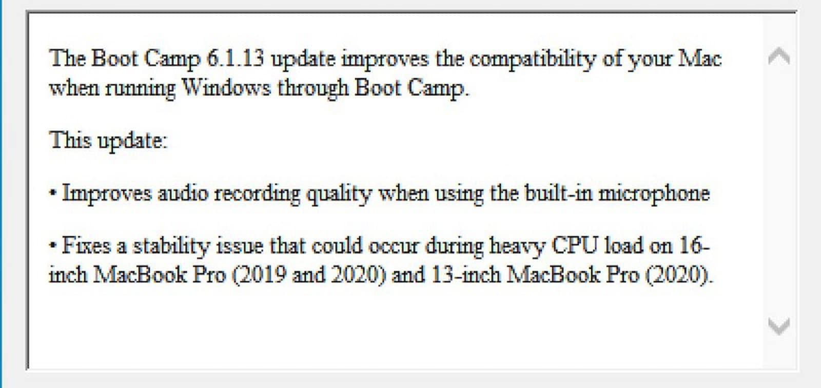 """Referência a um MacBook Pro de 16"""" (2020)"""