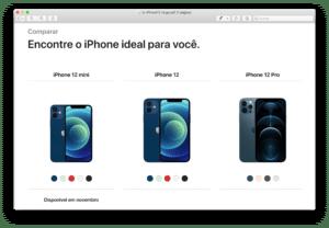 PDF do iPhone 12 na Vivo